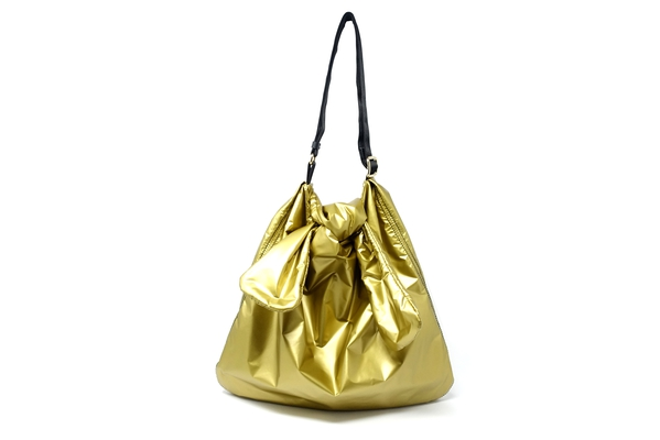 MOLA TOTE M LIGHT GOLD